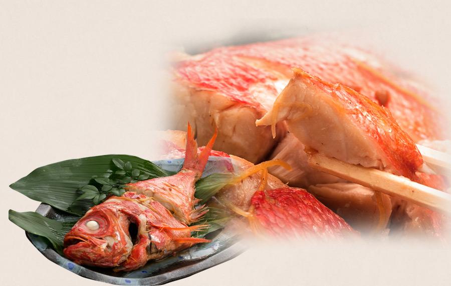 金目鯛煮付けイメージ
